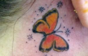 Tatuagem no pescoço: fotos