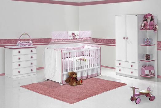 Cortinas e tapetes para o quarto do bebê MundodasTribos  ~ Tapetes De Quarto Havan