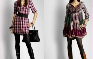 Como combinar vestido com botas