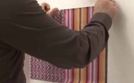 465541 Patchwork de papel para parede como fazer 1 Patchwork de papel na parede: como fazer