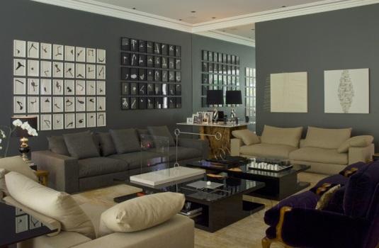 Decoração De Sala Com Pouco Dinheiro – Dicas 1
