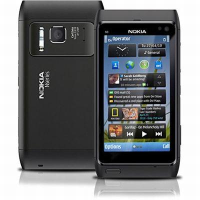 Smartphone Nokia N8