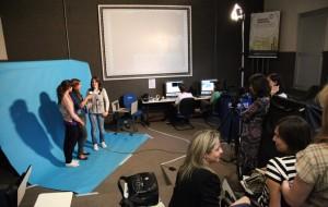 Curso gratuito de Produção Audiovisual – BA, 2012