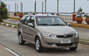 Fiat Palio Weekend 2013: fotos, informações