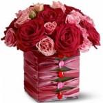 467403 Decoração De Casamento Vermelho Com Rosa Fotos 8 150x150 Decoração de casamento vermelho com rosa: Fotos