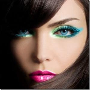 Olhos ainda mais coloridos! (Foto: Divulgação)