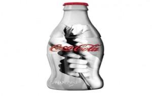 Garrafas Coca-Cola  para as Olimpíadas de Londres