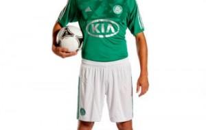 Uniforme do Palmeiras 2012-2013