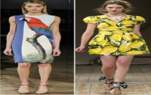 Modelos de vestidos para o verão 2013, fotos