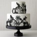469849 Fotos de bolos artísticos preto e branco 05 150x150 Fotos de bolos artísticos preto e branco