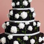 469849 Fotos de bolos artísticos preto e branco 06 150x150 Fotos de bolos artísticos preto e branco