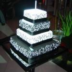 469849 Fotos de bolos artísticos preto e branco 08 150x150 Fotos de bolos artísticos preto e branco