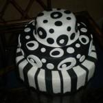 469849 Fotos de bolos artísticos preto e branco 13 150x150 Fotos de bolos artísticos preto e branco