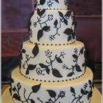 469849 Fotos de bolos artísticos preto e branco 18 150x150 Fotos de bolos artísticos preto e branco