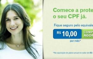 www.serasaconsumidor.com.br.meproteja, Serasa Consumidor CPF