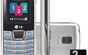 Celulares LG Tri Chip – Preços e Onde Comprar