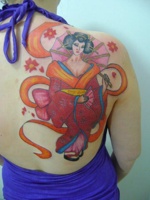 Tatuagens de flor de cerejeira: fotos - MundodasTribos