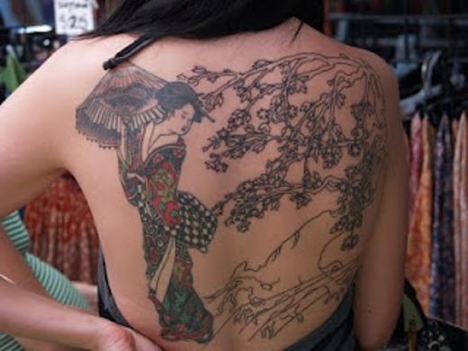 Todas as Fotos de Tatuagem - Mundo das Tatuagens