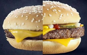McDonalds assume diferença entre sanduíches das lojas e das propagandas