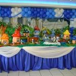 471732 decoração Smurfs 3 150x150 Festa com decoração Smurfs: dicas, fotos