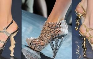 Marcas de sapatos femininos importados