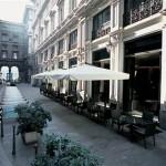 Park  Hyatt  Milano - Milão (Foto: divulgação)