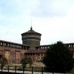 Castelo Sforzesco - Milão (Foto: divulgação)