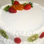 473875 Bolo decorado com frutas fotos 01 150x150 Bolo decorado com frutas: fotos