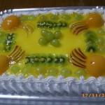 473875 Bolo decorado com frutas fotos 06 150x150 Bolo decorado com frutas: fotos
