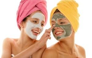 Máscara para pele com manchas