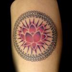 473991 Tatuagem de mandala fotos 01 150x150 Tatuagem de mandala: fotos