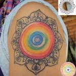 473991 Tatuagem de mandala fotos 14 150x150 Tatuagem de mandala: fotos