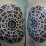 473991 Tatuagem de mandala fotos 16 150x150 Tatuagem de mandala: fotos