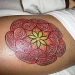 473991 Tatuagem de mandala fotos 21 150x150 Tatuagem de mandala: fotos