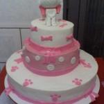 474674 Bolo rosa decorado fotos 15 150x150 Bolo rosa decorado: fotos