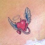 475430 Tatuagem de coração fotos 04 150x150 Tatuagem de coração: fotos