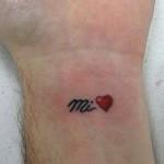 475430 Tatuagem de coração fotos 15 150x150 Tatuagem de coração: fotos