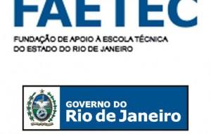 Cursos gratuitos RJ Faetec 2012