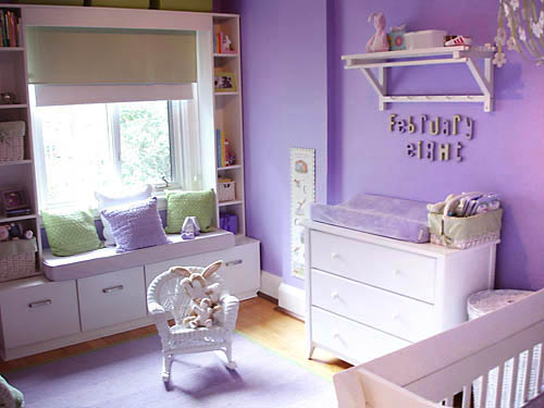 decoracao alternativa quarto de bebe