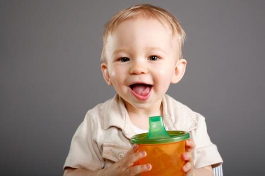 Como fazer suco natural pro seu bebe.