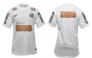 Uniforme do Santos 2012-2013