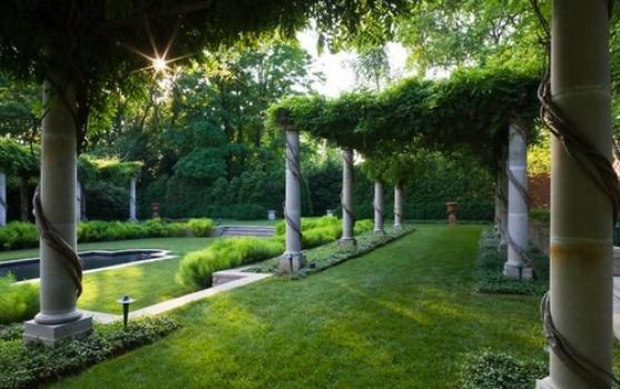 decoracao jardim chacara : decoracao jardim chacara:chácara com jardins bem elaborados permite maior contato com a