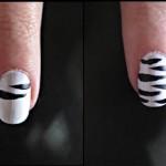477493 Unhas de Zebra fotos passo a passo2 150x150 Unhas de Zebra: fotos, passo a passo