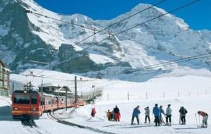 Pacote de viagem Suíça CVC 2012-2013