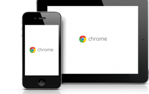Google Chrome para IPhone e iPad