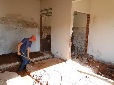 Reformar a casa dicas cuidados mundodastribos todas - Casas baratas para reformar ...
