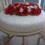 478570 Bolos decorados com flores 12 150x150 Bolos decorados com flores: fotos