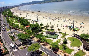 Pacotes de viagem para o litoral paulista CVC 2012