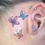479078 Tatuagens atrás da orelha fotos 04 150x150 Tatuagens atrás da orelha: fotos