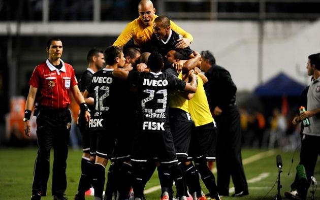 Corinthians enfrenta  hoje Boca Juniors pela final da Libertadores 1